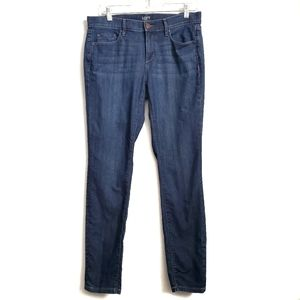 LOFT HIRISE Modern Skinny Jeans